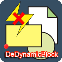 DeDynamicBlock For AutoCAD 1.0